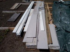 Hardi Cement Board -exterior siding and shingles