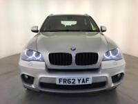 2013 BMW X5 XDRIVE30D M SPORT AUTO 4WD 241 BHP DIESEL SERVICE HISTORY FINANCE PX