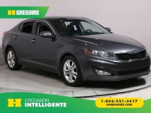 2013 Kia Optima EX+ CUIR TOIT MAGS BLUETOOTH CAMERA RECUL