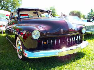 Mercury 1951 - 2 portes