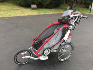 Thule Chariot CX1 Jogging / Jogger Single Seat Stroller