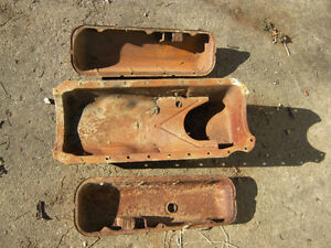 396 Chevrolet Big Block Oil Pan Valve Covers Regina Regina Area image 2