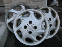 **NISSAN ALTIMA HUBCAPS $30.00 - 3 ONLY**