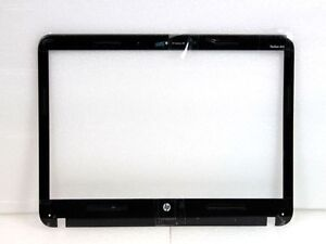 New Original HP Pavilion DV4 DV4-3000 Laptop LCD Black Front Bezel - 640343-001