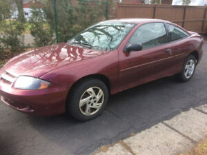 2003 Chevrolet Cavalier VL Coupe (2 door)