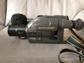 Philips VHS c camcorder