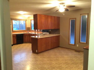 Large 4 bedrom house available immediatly in Camrose