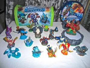 SKYLANDERS Collection of Toys Games Spyros Adventure