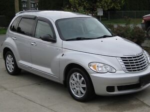 Fun and Sassy 2006 Chrysler PT Cruiser, w/alloy rims and spoiler