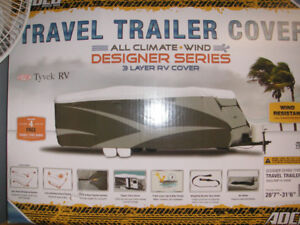 LORI HAS YOU COVERED! Give Your RV A Blanket!  Here in Canada,