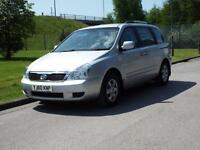 Kia Sedona 2.2CRDi 1 Wheelchair Accessible Vehicle WAV