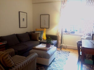 Large Renovated Studio Available for Sept./Oct. 1st - Westmount