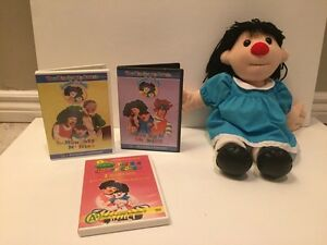 Big Comfy Couch MOLLY & 3 DVDs VINTAGE  Kitchener / Waterloo Kitchener Area image 1