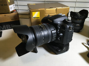 COMPLETE NIKON D7100 PACKAGE Cambridge Kitchener Area image 2