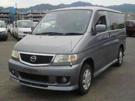 Mazda Bongo RS-V Aero , Grey, Petrol, Auto, 36 month warranty