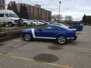 2008 Ford Mustang 4.0 V6 Automatic