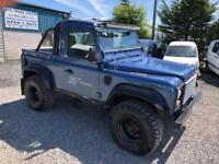 Land Rover 90 Defender 2.5Td5 County Td5 with loads of extras