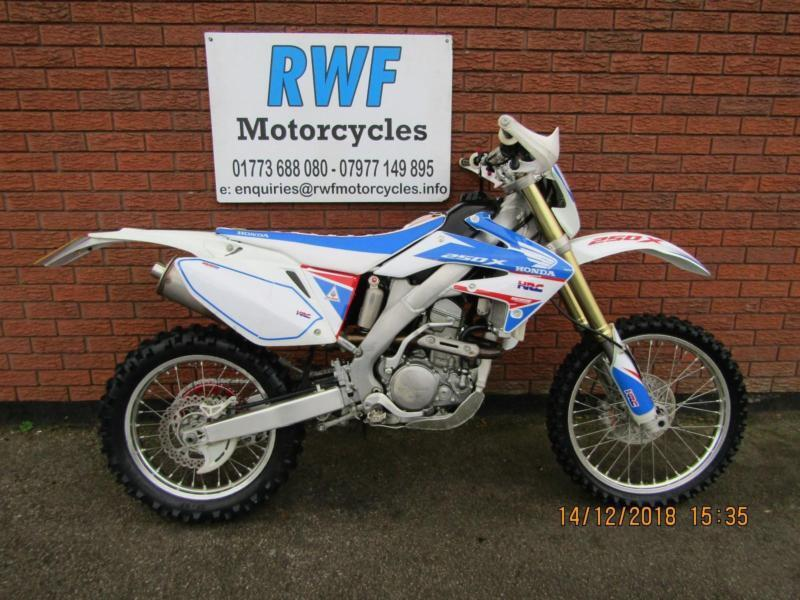 0cc75a5cee193f HONDA CRF 250 X, 2013 MODEL, EXCELLENT COND, ONLY 2 OWNERS FROM NEW, FULL  MOT