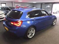 2015 BMW 1 Series 2.0 120d M Sport Sports Hatch 5dr Diesel Manual (s/s)