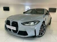 BMW M3 3.0 BiTurbo Competition Steptronic (s/s) 4dr Saloon Petrol Automatic