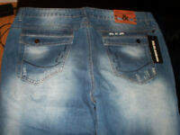 dolce and gabana jeans size 38 new never worn