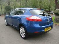 2010 Renault Megane I-Music Hatchback Petrol Manual