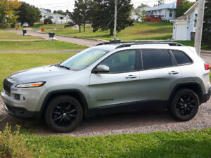 2014 Jeep Cherokee North SUV, Crossover -Amherst, NS