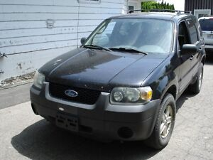 2006 Ford Escape Autre