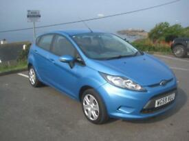 FORD FIESTA EDGE1.4TDCI Blue Manual Diesel, 2010