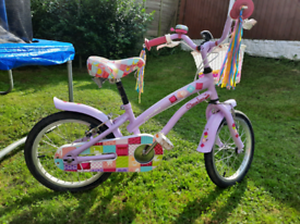 Girls bike,Apollo Cherry £30