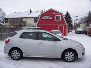 2013 Toyota Matrix hatchback Wagon