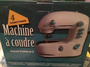 Portable Sewing Machine Like New