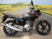 Yamaha YBR125 2014