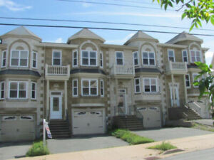 Rare Find  Townhouse with Grg overlooking the Bedford Basin...!