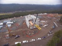 Crew Chiefs, Metal Building Systems Erectors, Cladders, Sheeters