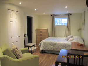 NEW OPEN CONCEPT BACHELOR  (3.5) Furnished or Non