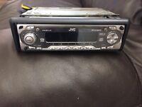 Car radio & CD player JVC