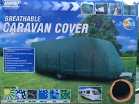 Breathable caravan cover NEW