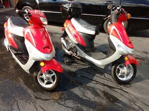 Baja  SC 50c gas scooters