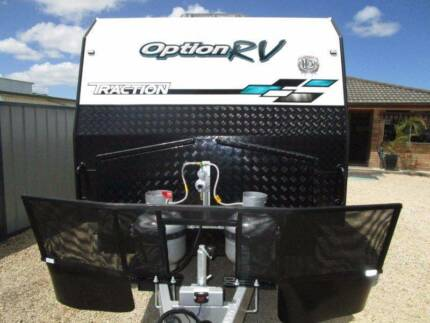 OPTION RV TRACTION 19'6 FULL OFF ROAD - LUXURY Heatherbrae Port Stephens Area Preview