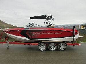 2016 Nautique Super Air G23 - 450 engine & only 30 hours! SOLD!!