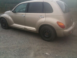 2003 Chrysler PT Cruiser certified and e test low klom Other