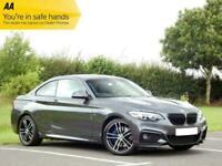 2019 L BMW 2 SERIES 2.0 220I M SPORT 2D 181 BHP