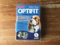 Halti optifit headcollar Medium with an instructional dvd