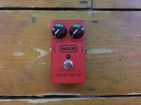 MXR Dyna Comp compression pedal - VGC