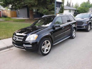 Mercedes GL350 AMG package