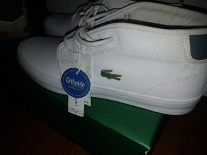 BRAND NEW IN BOX LACOSTE LIMITED EDITION HAND MADE MIDTOPS London Ontario image 4
