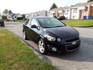 Chevrolet Sonic LT 2012 automatique à vendre,  86 000 km
