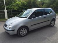 VOLKSWAGEN 2005 1.4 MY TWIST 3DR PETROL - MANUAL - LOW MILEAGE - LONG MOT