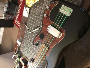 Same day guitar setups. Professionally done, 1hour turnaround!